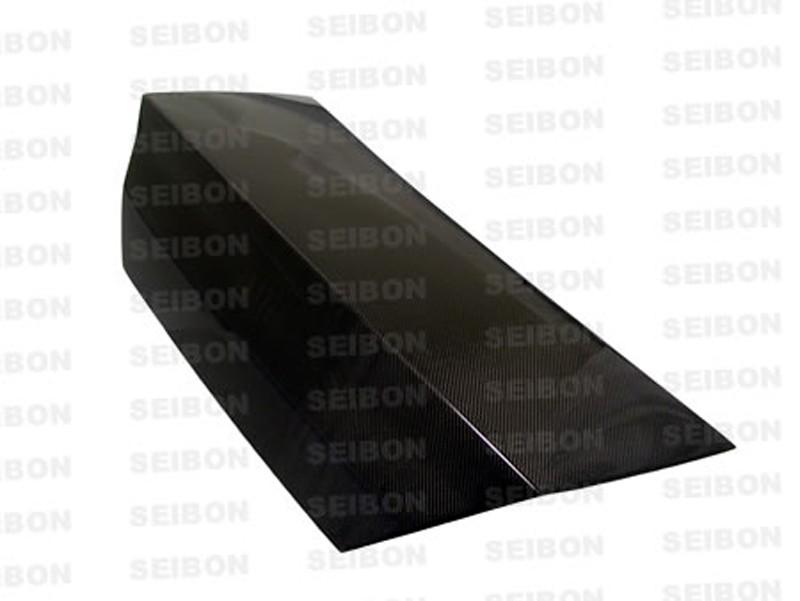 SEIBON Carbon Fiber Trunk/Hatch Mitsubishi Lancer Evolution YR: 2003-2005