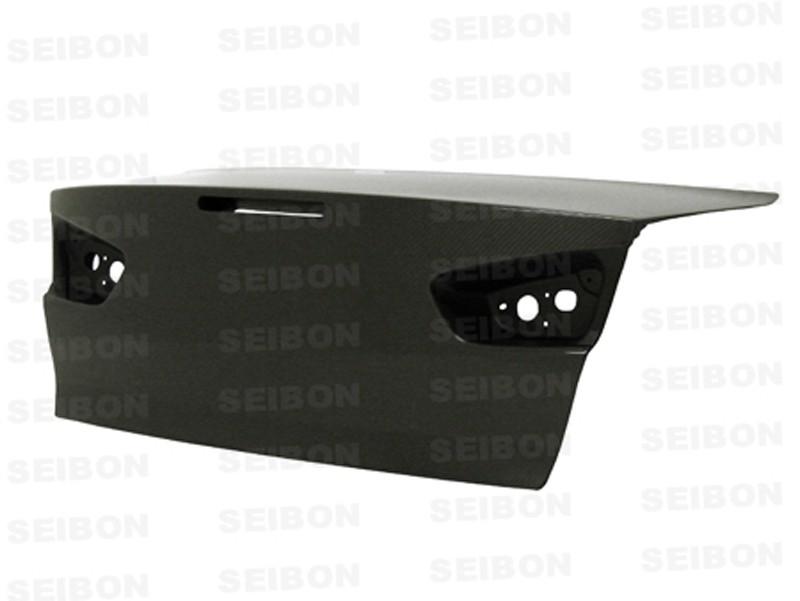 SEIBON Carbon Fiber Trunk/Hatch Mitsubishi Lancer Evolution MR YR: 2008-2009