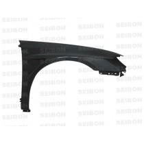 SEIBON Carbon Fiber Fenders Subaru Impreza WRX STI YR: 2006-2007