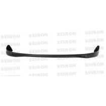 SEIBON Carbon Fiber Front Lip Subaru Impreza WRX STI YR: 2008-2010