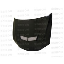 SEIBON Carbon Fiber Hood Mitsubishi Lancer Evolution MR YR: 2003-2005