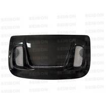SEIBON Carbon Fiber Hood Scoop Subaru Impreza YR: 2004-2005