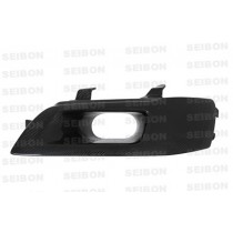SEIBON Carbon Fiber Headlights Mitsubishi Lancer Evolution MR YR: 2003-2005