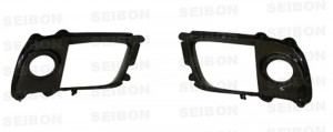 SEIBON Carbon Fiber Headlights Mitsubishi Lancer Evolution MR YR: 2008-2009
